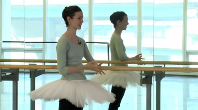 Ballet Interview with Jillian Vanstone, Canada