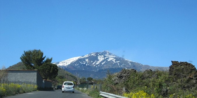 Etna Volcano Sicily