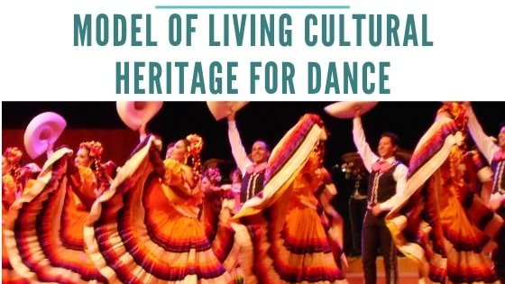 Beyond Binarism: Exploring a Model of Living Cultural Heritage for Dance