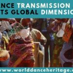 Thje global dimension of dance
