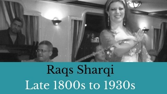Birth of Modern Raqs Sharqi, Baladi and Ghawazee (Late 1800s to 1930s) and Belly Dance (5.2)