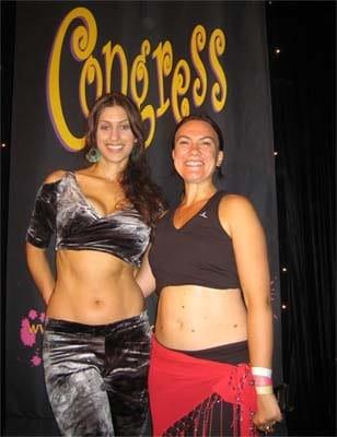 Belly dance congress