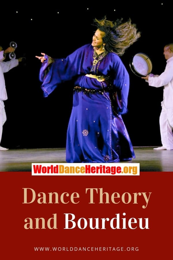 Dance theory and Bourdieu