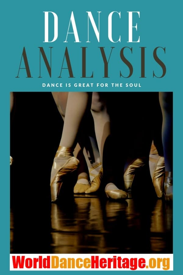 Dance analysis methods used.