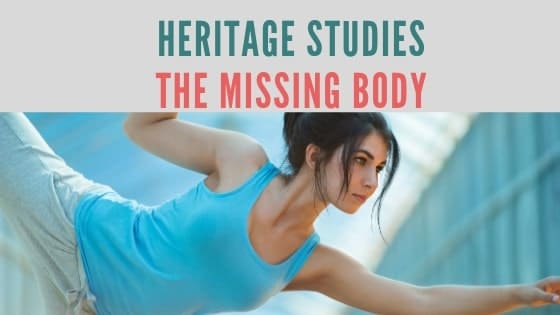The Missing Body in Heritage Studies (3.3)