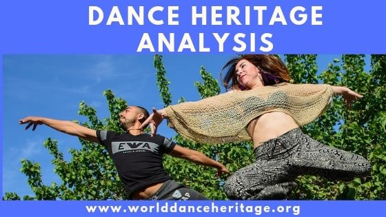 Texts and Interviews Analysis – Dance Heritage (4.6.2)