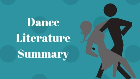 The Need for a Fluid and Holistic Model of Dance/Heritage Emerges