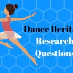 Dance project questions