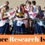 Dance research issues