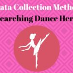 Data collection methods for this tangible and intangible subject research