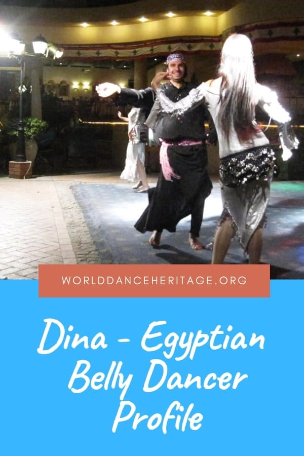 Dina the Egyptian dancing star analysed