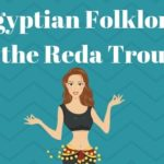 Egyptian folklore dance