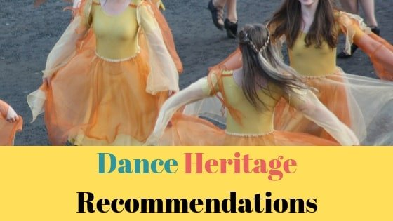 Dance Heritage Research Implications and Recommendations (7.4)