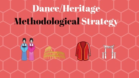 Dance/Heritage Methodological Strategy and Framework (4.1 and 4.2)