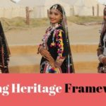 Living heritage model