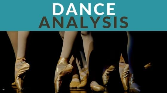 How to Analyse Dance, Laban and Semiotic Levels, and Analysis (4.6.1)