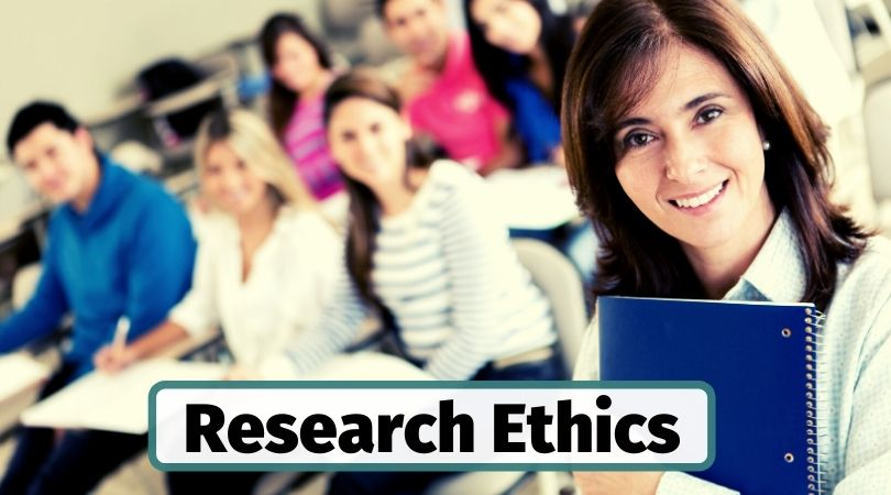 PhD research ethics.