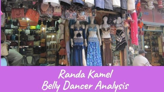 Randa Kamel Laban Dance Analysis – The Powerful Dance (5.7.3)