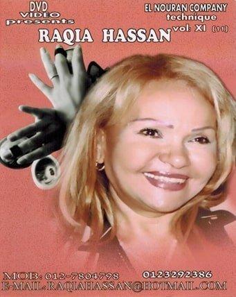 Bellydancer Raqi Hassan