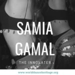 Raqs sharqi belly dancer Samia Gamal