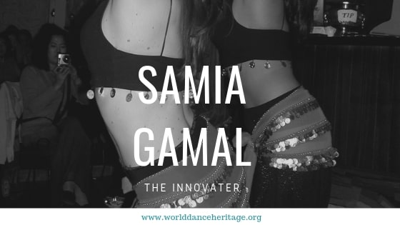 Samia Gamal Belly Dancer Laban Movement Analysis (5.3.2)