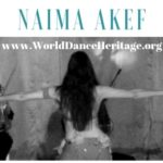 Raqs sharqi dancer Naima Akef