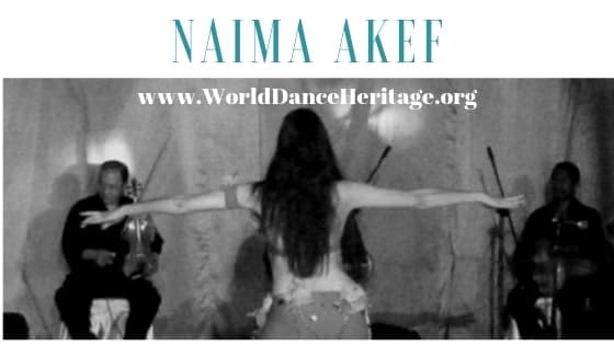 Naima Akef – Laban Analysis & Movements (5.3.3)