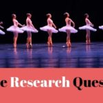 Dance research conclusions