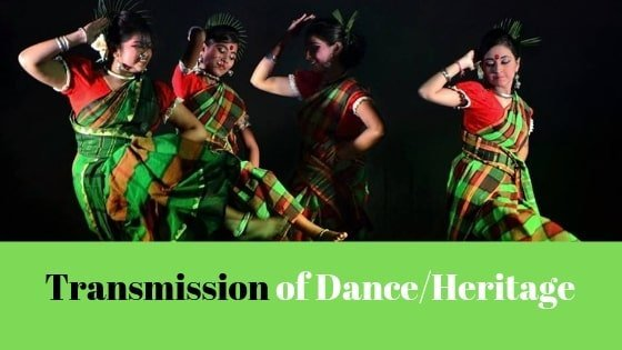 Transmission of Dance and Heritage (6.6)