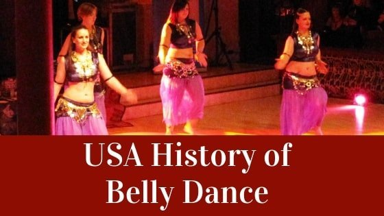 USA and the History of Raqs Sharqi Belly Dance from the 1960s (5.4.1. Continued)