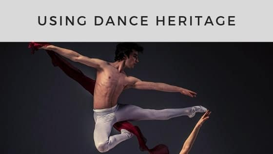 Cultural, Political, Economic, and Tourism Uses of Dance Heritage (2.8)