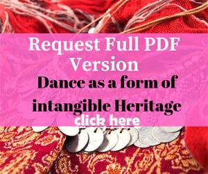 Request copy of the PhD on belly dance as intangible cultural heritage