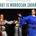 Shikhat dance in Morocco