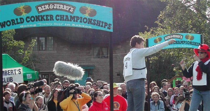 World conkers championships