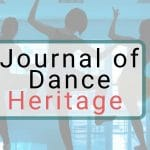 Journal of Dance Heritage