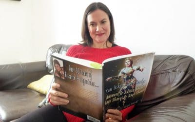 You Asked Aunt Rocky – BellyDance Book Review