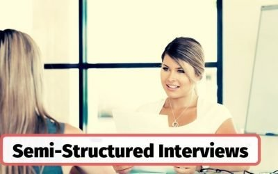 Semi-Structured Interviews (4.4.3)