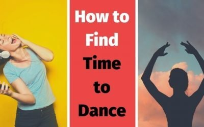 5 Dancers Time Management Tips – Do You Also Struggle to Find Time To Dance?